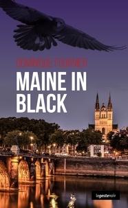 Dominique Fournier - Maine in black.