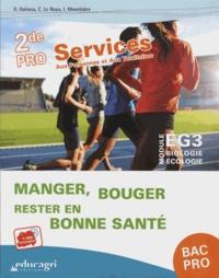 Alixetmika.fr Module EG3 Biologie-Ecologie 2de Pro Services aux personnes et aux territoires - Manger, bouger, rester en bonne santé Image