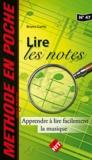 Dominique Garlej et Bruno Garlej - Lire les notes - Etude des notes en clé de Sol et clé de Fa.