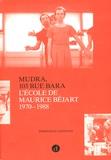 Dominique Genevois - Mudra,103 rue Bara - L'école de Maurice Béjart 1970-1988.