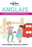 Dominique Goldsztejn et Amandine Laville - Anglais - Le guide de conversation des 8/12 ans.