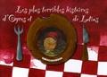Dominique Gorse et Marie-Anne Abesdris - Les plus terribles histoires d'Ogres et de Lutins - Quatre histoires : Jack et le haricot magique ; Le petit poucet ; Le Présent des gnomes ; Rumpelstiltskin.