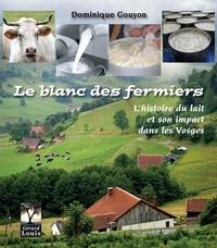 Deedr.fr Le blanc des fermiers - L'histoire du lait et son impact dans les Vosges Image