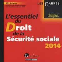 Lessentiel du droit de la sécurité sociale 2014.pdf