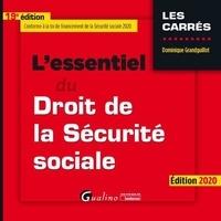 Dominique Grandguillot - L'essentiel du droit de la securité sociale.