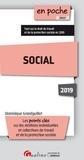 Dominique Grandguillot - Social - Les points clés sur les relations individuelles et collectives de travail et de la protection sociale.