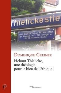 Checkpointfrance.fr Helmut Thielicke, une théologie pour le bien de l'éthique Image