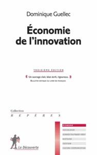 Dominique Guellec - Economie de l'innovation.