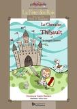 Dominique Guérin-Blachère - Le chevalier Thibault et le dragon Sinistro - Livre + coloriages.