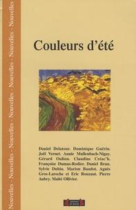 Dominique Guérin et Daniel Delatour - Couleurs d'été.