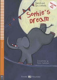 Dominique Guillemant - Sophie's Dream. 1 CD audio