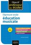 Dominique Habellion - L'épreuve orale d'éducation musicale.