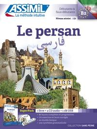 Le persan, superpack débutants et faux-débutants B2 - Avec 4 CD Audio.pdf