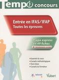 Dominique Herbaut et Laurence Jeuffroy - Entrée IFAS / IFAP - Toutes les épreuves.