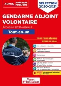 Dominique Herbaut et Bernadette Lavaud - Epreuves de sélection Gendarme adjoint volontaire GAV APJA et GAV EP, catégorie C - Tout-en-un.