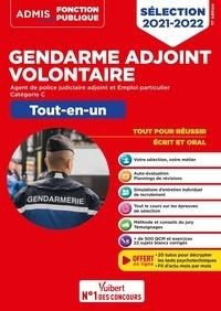 Dominique Herbaut et Bernadette Lavaud - Epreuves de sélection Gendarme adjoint volontaire GAV APJA et GAV EP catégorie C - Tout-en-un. Epreuves de sélection.