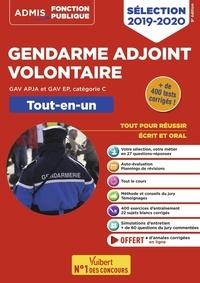 Scribd télécharger des livres gratuits Epreuves de sélection Gendarme adjoint volontaire GAV APJA et GAV EP  - Tout-en-un en francais RTF FB2 par Dominique Herbaut, Bernadette Lavaud, François Lavedan 9782311206623