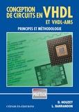 Dominique Houzet et Ludovic Barrandon - Conception de circuits en VHDL et VDL-AMS - Principes et méthodologie.