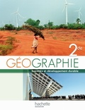 Dominique Husken-Ulbrich et Emmanuel Gagnepain - Géographie 2e - Sociétés et développement durable.