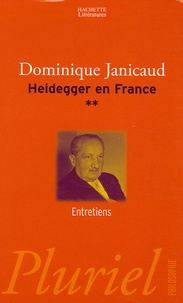 Ucareoutplacement.be Heidegger en France Tome 2 Image