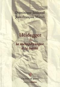 Histoiresdenlire.be Heidegger & la métahysique à la limite Image