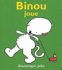 Dominique Jolin - Binou joue.