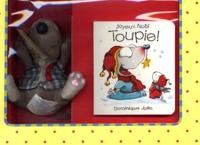 Dominique Jolin - Joyeux Noël Toupie ! Coffret livre et peluche.