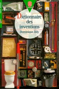 Dominique Joly - Dictionnaire des inventions.