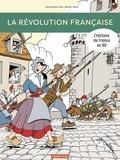 Dominique Joly et Bruno Heitz - L'histoire de France en BD  : La Révolution française.