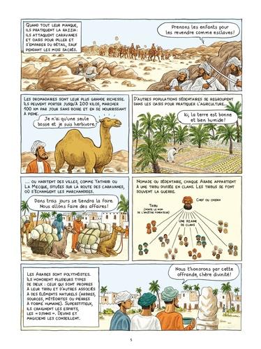 L'histoire du monde en BD  Aux premiers siècles de l'Islam