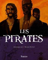 Dominique Joly - Les Pirates.