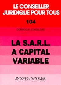 La SARL à capital variable.pdf
