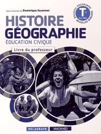 Histoire Géographie Education civique Tle Bac Pro - Livre du professeur.pdf