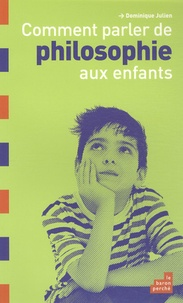 Deedr.fr Comment parler de philosophie aux enfants Image