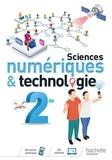 Dominique Lagraula et Katia Odiot - Sciences numériques et technologie 2de.