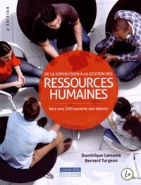 Corridashivernales.be De la supervision à la gestion des ressources humaines - Vers une GRH ouverte aux talents Image