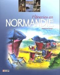 Dominique Lambert - Flâneries en Normandie.