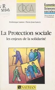 Dominique Lamiot et Pierre-Jean Lancry - La protection sociale - Les enjeux de la solidarité.