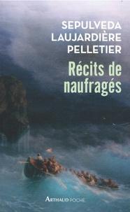 Dominique Lanni - Récits de naufragés.