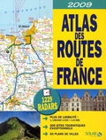 Dominique Le Brun - Atlas des routes de France 2009.