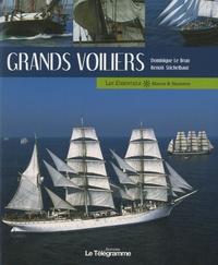 Dominique Le Brun - Grands voiliers.