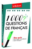 Dominique Le Fur - 1000 questions de français.