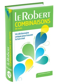 Dominique Le Fur - Dictionnaire des combinaisons de mots.