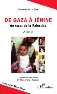 Histoiresdenlire.be De Gaza à Jénine - Au coeur de la Palestine Image