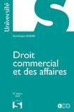 Dominique Legeais - Droit commercial et des affaires.