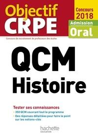 Dominique Legrand - QCM CRPE : Histoire 2018.