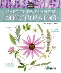 Dominique Lehot - Jardin de plantes médicinales.