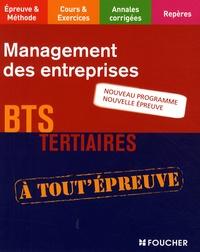 Dominique Lemoine et Lydie Michaux-Omont - Management des entreprises BTS tertiaires.