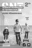 Dominique Lescar et Hassan Dibesse - Sciences numériques et technologie 2de - Guide pédagogique.
