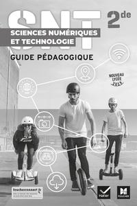 Livres audio télécharger des livres audio Sciences numériques et technologie 2de  - Guide pédagogique 9782216155057 par Dominique Lescar en francais CHM ePub PDF